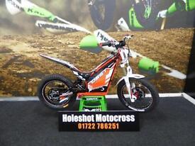 OSET 20.0 Race Electric Trials bike Motocross Oset main dealers