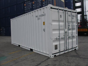 NEW 20' and 40' Shipping Containers FOR SALE - 604.908.2247