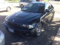 2002 BMW M3 Carbon black/6speed