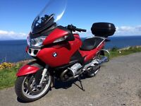 2006 BMW R1200RT, willing to consider smaller tourer, 650 plus in part exchange.