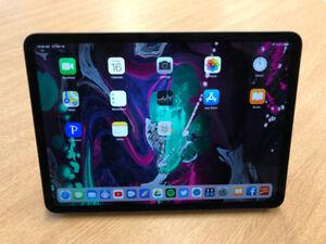 2018 iPad Pro with folio case - 64 gig