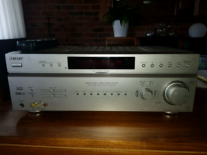 Sony 5.1 FM/AM Stereo Reciever
