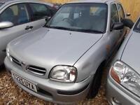 Nissan Micra 1.0 16v 1998MY Twister Ltd Edn IDEAL FIRST CAR NEW MOT