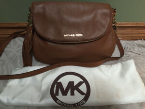 Michael Kors Leather Cross-Body Bag - EXCELLENT Condition