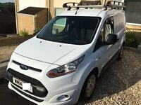 Ford transit connect, no VAT, excellent condition