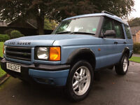 Land Rover Discovery TD5 ES, fantastic family workhorse!