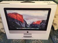 Apple iMac 21.5-Inch MK442B/A Core i5 2.8GHz, 1TB - 8GB RAM, Mac Os X New