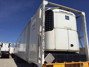 CIMC 53' High-Cube Insulated Containers