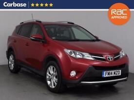 2014 TOYOTA RAV 4 2.0 D 4D Invincible 5dr 2WD Estate