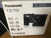 Panosonic TZ70 camera