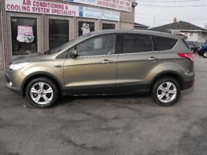 2013 FORD ESCAPE  LOADED  ONE OWNER-NO ACCIDENTS  SAFETIED  SALE