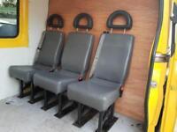 Mercedes-Benz Sprinter 2.1TD 311CDI MWB *CREW VAN 6 SEATS* *3MTH RAC WARRANTY*