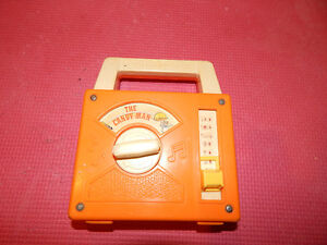 Boite a musique fisher price the candyman