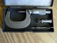 Mitutoyo Micrometer   0 to 2 inch