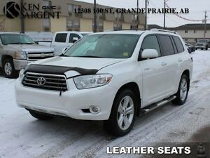 2010 Toyota Highlander Limited   -  Bluetooth -  Leather Seats