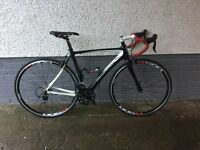 Mens Peugeot CR01 Carbon Road Bike Medium Frame
