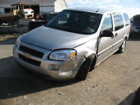 FOR PARTS 2009 CHEVROLET UPLANDER@PICNSAVE WOODSTOCK Woodstock Ontario Preview