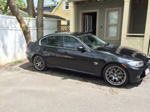 BMW Wheels and Tires - 19 inch VMR V710 Gunmetal with tires