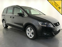 2014 64 SEAT ALHAMBRA SE CR TDI DIESEL AUTO 7 SEATS SERVICE HISTORY FINANCE PX