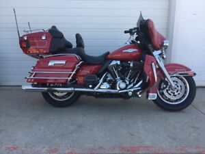 2008 Harley-Davidson Utra Classic FireFighter Special Edition
