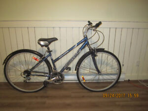 Woman's Bike for sale - Barely Used - Solaris Supercycle