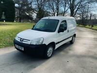 2008 Peugeot Partner 1.6 HDI L600 Panel Van 12 Months Warranty