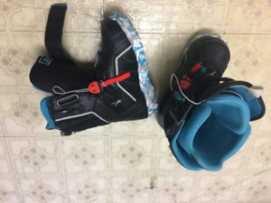 Snowboard boots - size US 7