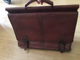 Premium pure leather bag