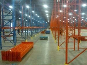 Sell us your used warehouse equipment & racking - Best $$$