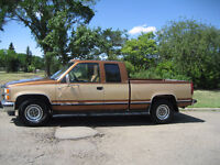 1990 CHEVROLET 2500 SILVERADO EXT 2WD FINAL REDUCTION - $1800