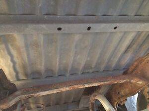 1987-1995 F150 box, chrome bumper and  left fender  Peterborough Peterborough Area image 8
