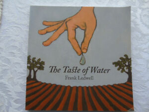 THE TASTE OF WATER, FRANK LEDWELL