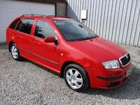 2007 Skoda Fabia 1.4 TDI PD 80 Bohemia 5dr ESTATE, DIESEL 5 door Estate