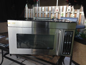 Microwave Oven  with range Samsung