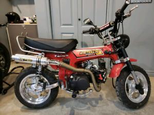 Mini Trail CT 70 1979