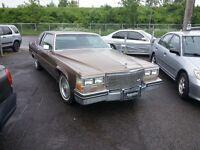 Cadillac deville d Elegance coupe (rare)