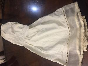 Junaid jamshed trouser gharara white pakistani
