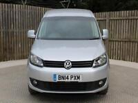 Volkswagen Caddy Maxi C20 Tdi Highline Bmt Panel Van 1.6 Manual Diesel