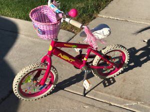 Bike for young girl.