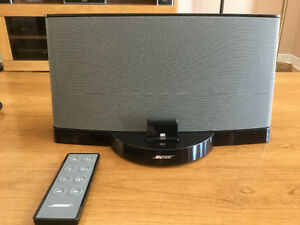 Bose SoundDock Séries lll pour IPHONE, IPOD et IPOD.