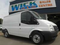 2012 Ford TRANSIT T300 SWB LR 100ps VAN *LOW MILES* Manual Medium Van
