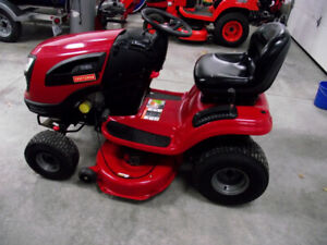 I'm Looking to buy a John Deere, or Craftsman lawn tractor