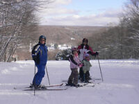 Get Your Whole Family Outdoors Skiing This Winter!!!