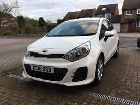 7 year manufacturer warranty, £30 tax, fuel economy, Bluetooth, great car