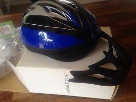 Child's cycle helmet new