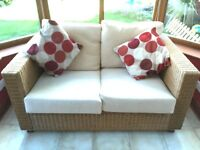 Rattan Conservatory Frurniture - Great condition