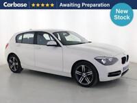 2014 BMW 1 SERIES 120d Sport 5dr
