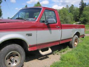 1996 Ford F 150 XL