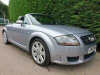 2003 Audi TT V6 QUATTRO Auto Convertible Petrol Automatic
