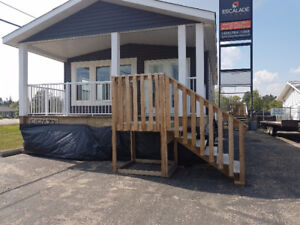 RTM Cottage Ready to Move on Lot